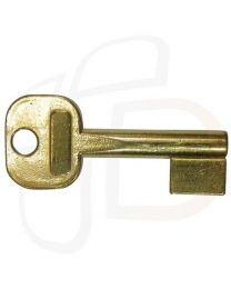 Era 675-06 Brass Blank for 975 5 Lever Padlock
