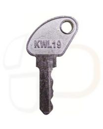 WMS Avocet Window Key WMSKB107